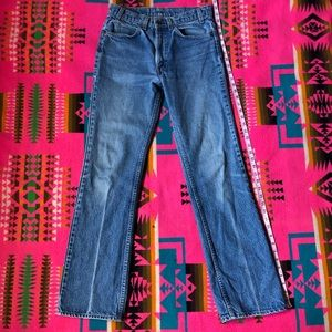 Vintage Levi's Orange Tab Jeans